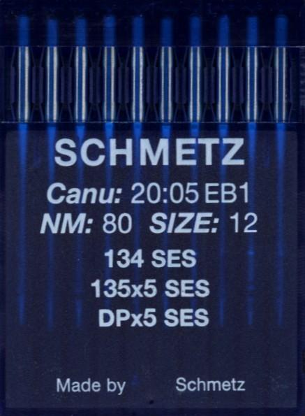 Maschinennadeln Schmetz 134 SES