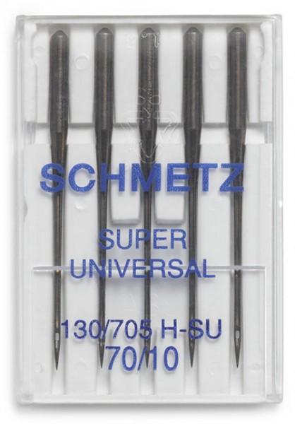 Maschinennadeln Schmetz 130/705 H-SU Super Universal