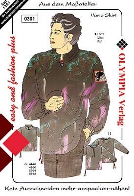 Olympia Schnittmuster Vario-Shirt