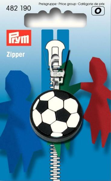 Prym Fashion-Zipper Fußball