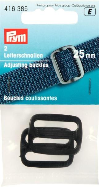 Prym Leiterschnallen Kunststoff, 2 Stück