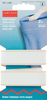 Prym Elastic-Band extra weich 20 mm, 2 m