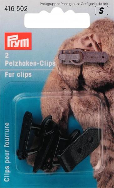 Prym Pelzhaken-Clips, 2 Stück