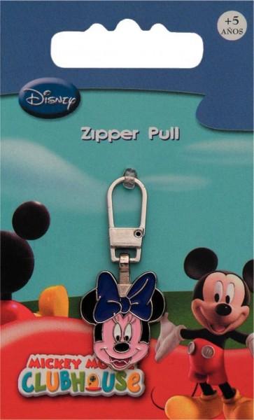 Prym Fashion-Zipper Disney Minnie Maus Kopf