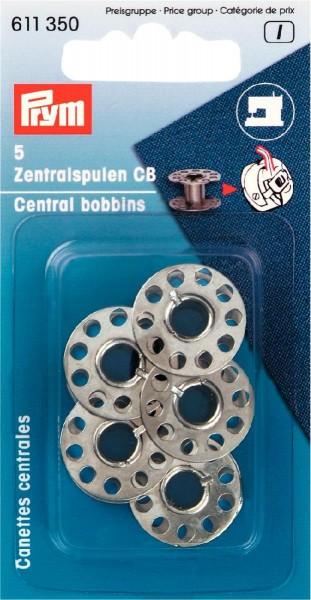 Prym Metallspulen CB mit Löchern