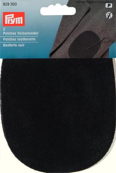 Prym Patches Veloursleder 14 x 10 cm, 2 Stück