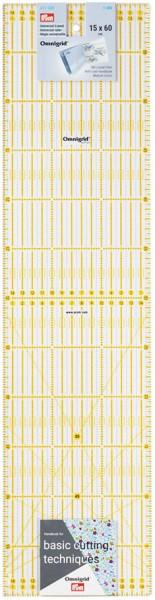 Prym Universal-Lineal Winkel 15 x 60 cm