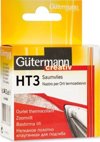 Gütermann HT3 Saumvlies 30 mm, 10 m