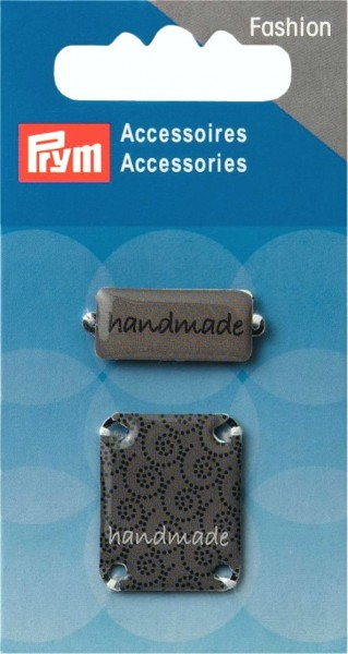 Prym Pins handmade grau
