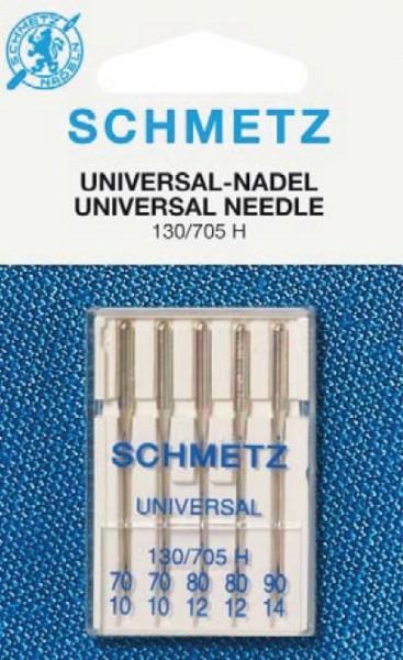 Maschinennadeln Schmetz 130/705 H Universal