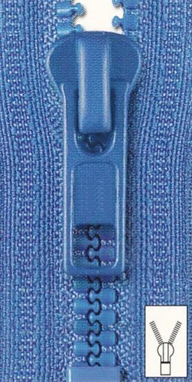 Reißverschluss Krampe unteilbar 25 cm