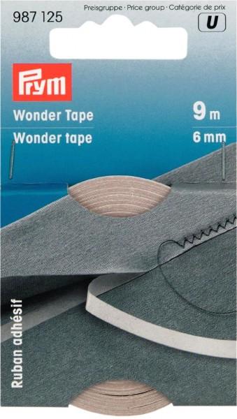 Prym Wonder-Tape 6 mm, 9 m