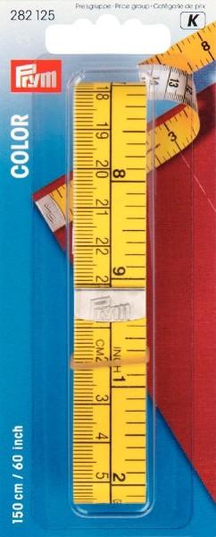 Prym Schneidermaßband COLOR 150 cm / 60 inch