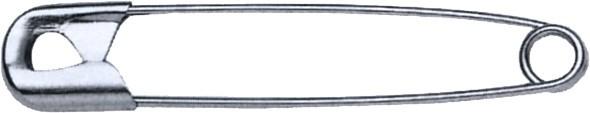 Prym Sicherheitsnadeln 50 mm, 1.000 Stück