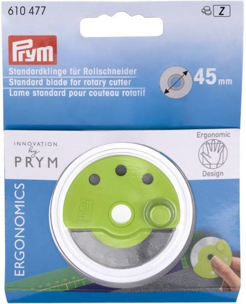 Prym Ergonomics Rollschneiderklinge 45 mm