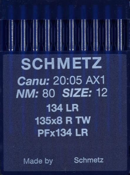 Maschinennadeln Schmetz 134 LR