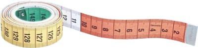 Schneidermaßband gelb/farbig 150 cm