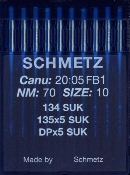 Maschinennadeln Schmetz 134 SUK