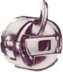CB-Spulenkapsel für Singer Kl. 31