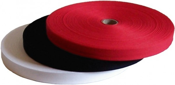 Nahtband Baumwolle 20 mm, 100 m