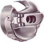 Spulenkapsel für Pfaff 9076 Cerliani