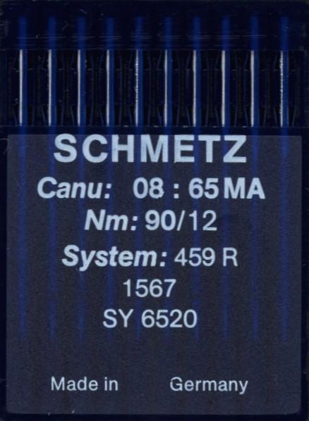 Maschinennadeln Schmetz 459 (R)