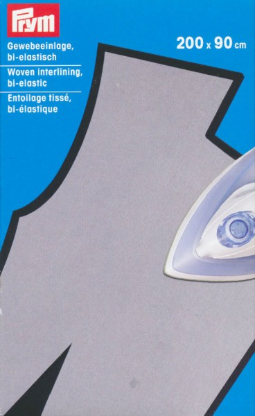 Prym Gewebeeinlage bi-elastisch 200 x 90 cm