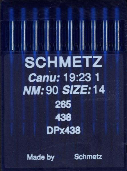 Maschinennadeln Schmetz 265
