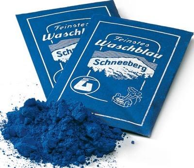 Schneeberg Feinstes Wäscheblau 10 g