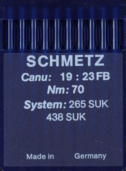 Maschinennadeln Schmetz 438 SUK